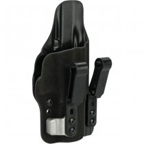 Haley Strategic G-Code INCOG IWB Full Guard Holster Glock 17 - Black