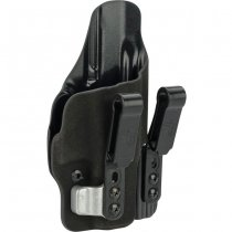 Haley Strategic G-Code INCOG IWB Full Guard Holster Glock 19 - Black