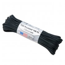 Helikon 550 ParaCord 100 Feet - Black