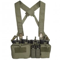 Haley Strategic D3CR Chest Rig Heavy - Ranger Green
