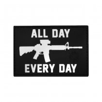 Black Rifle Division AR15 All Day Every Day PVC Patch