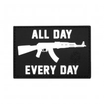Black Rifle Division AK47 All Day Every Day PVC Patch
