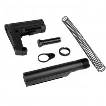 Trinity Force AR15 Defender L1 Stock Kit Combo - Black