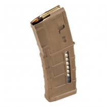 Magpul PMAG 30 AR/M4 Gen M3 Window 5.56 Magazine - Coyote