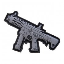 G&G ARP 9 PVC Patch - Grey