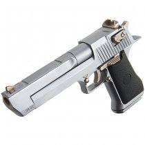 Blackcat High Precision Mini Model Gun DE .50 - Silver