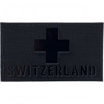 Pitchfork Switzerland IR Cordura Patch - Black