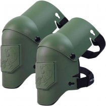 Agilite Axis Knee Pads - Ranger Green