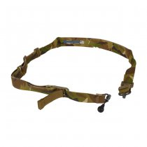 Blue Force Gear Vickers 221 Sling Padded RED Swivel - Multicam