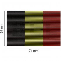 Clawgear Dual IR Patch Belgium - Color
