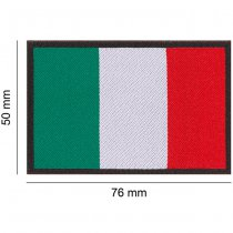 Clawgear Italy Flag Patch - Color