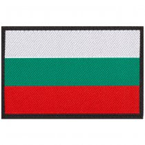 Clawgear Bulgaria Flag Patch - Color