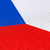 Clawgear Czech Republic Flag Patch - Color