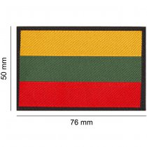 Clawgear Lithuania Flag Patch - Color