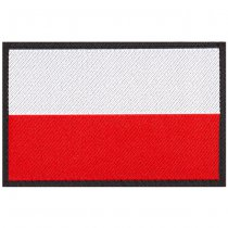 Clawgear Poland Flag Patch - Color