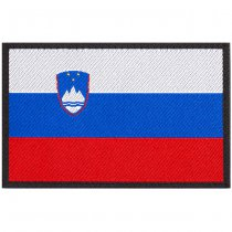 Clawgear Slovenia Flag Patch - Color