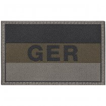 Clawgear Germany Flag Patch - RAL7013