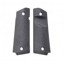 Magpul MOE 1911 Grip Panels TSP Textured - Grey