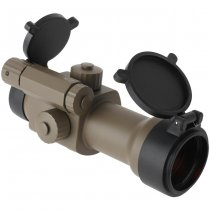 Primary Arms SLx Advanced 30mm Red Dot 2 MOA - Dark Earth