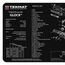 TekMat Cleaning & Repair Mat - Glock Gen 5
