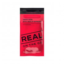 REAL On the go Energy Drink Raspberry