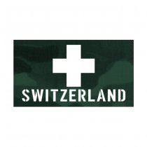 Pitchfork Switzerland IR Print Patch - Multicam