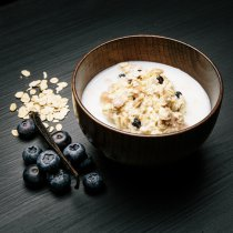 REAL Arctic Field Ration - Blueberry and Vanilla Muesli