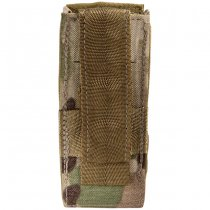 Tasmanian Tiger Single Pistol Magazine Pouch MCL L - Multicam