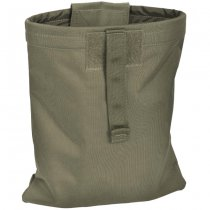 Helikon Brass Roll Pouch U.04 - Adaptive Green