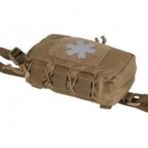 Helikon Modular Individual Med Kit Pouch - PL Woodland