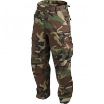 Helikon Battle Dress Uniform Pants - Woodland Camo