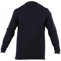 5.11 Professional Long Sleeve T-Shirt - Fire Navy