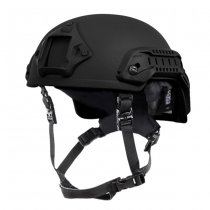 NEXUS SF M3 Railed Special Forces Helmet - Black