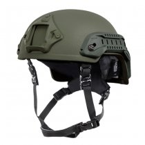 NEXUS SF M3 Railed Special Forces Helmet - Olive