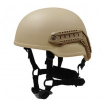NEXUS GFH M2 Railed Gunfighter Helmet - Tan