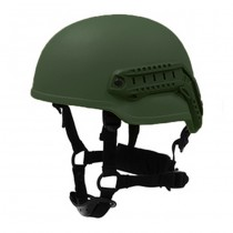 NEXUS GFH M2 Railed Gunfighter Helmet - Olive