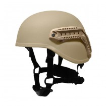 NEXUS ACH M1 Railed Advanced Combat Helmet - Tan