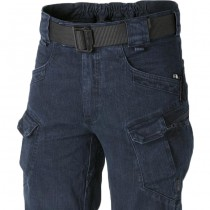 HELIKON Urban Tactical Pants - PolyCotton - Denim Blue 1