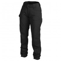 HELIKON Women's Urban Tactical Pants® - PolyCotton Ripstop - Black