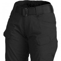 HELIKON Women's Urban Tactical Pants® - PolyCotton Ripstop - Black 1
