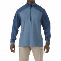 5.11 Rapid Shirt Quarter Zip - Regatta