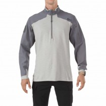 5.11 Rapid Shirt Quarter Zip - Storm