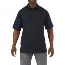 5.11 Rapid Performance Short Sleeve Polo - Dark Navy
