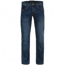 Clawgear Blue Denim Tactical Flex Jeans - Sapphire Washed - 40 - 34