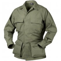 Helikon BDU Battle Dress Uniform Shirt PolyCotton Ripstop - Oliv