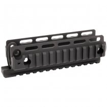 B&T HK MP5 Handguard 3x NAR BPOL - Black