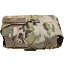 Warrior Laser Cut Large Horizontal Individual First Aid Kit - Multicam