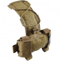 TNVC Mohawk Helmet Counterweight System - Coyote Tan