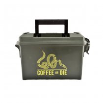 Black Rifle Coffee Coffee Can - Green