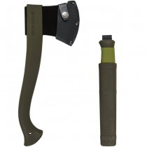 Morakniv Axe & Knife Outdoor Kit MG - Olive Green